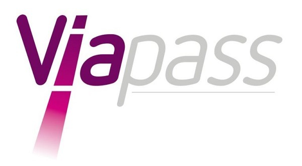 Logo systemu Viapass
